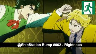 #002 - Righteous - JoJo's Bizarre Adventure: Phantom Blood - Luchini