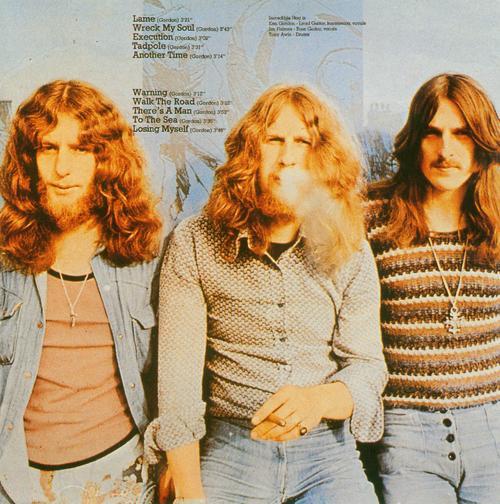 Incredible HOG en 1973