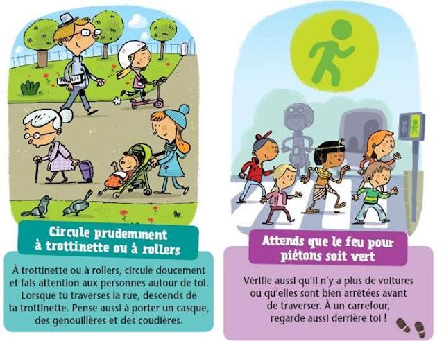 تعليم الطفل كيف يتعامل مع إشارات المرور