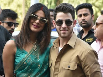 priyanka chopra with nick jonas