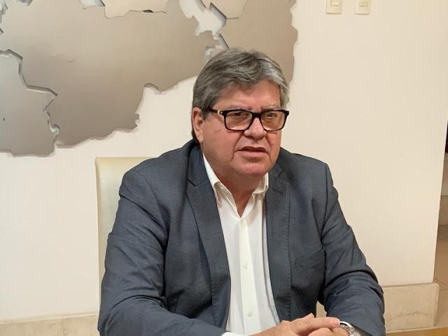 João Azevêdo assina novo decreto ampliando isolamento com abrangência para todos os municípios