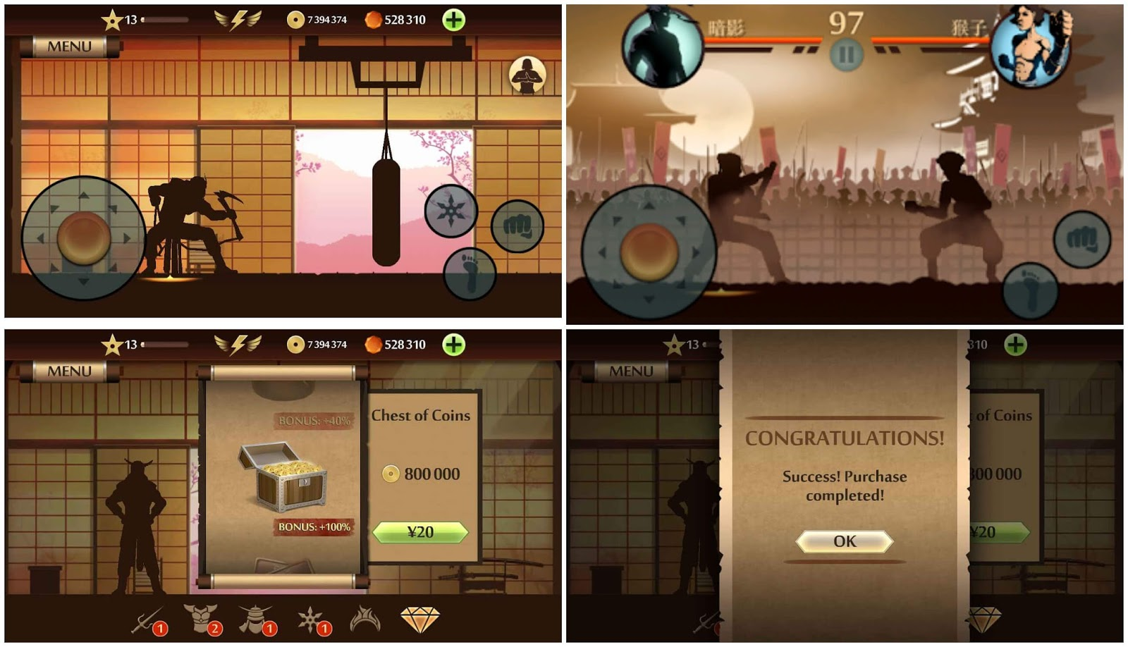 Download Shadow Fight 2 Mod Apk 1.9.24 Unlimited Money ...