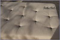 DIY palette en bois table ottoman chesterfield