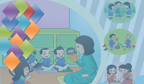 Panduan Pendidik PAUD TK RA Dalam Pembelajaran Kurikulum 2013 Terbaru