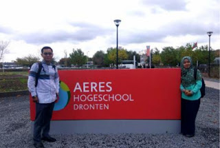 Dosen Peternakan Politeknik Tuban Raih Beasiswa ke Belanda