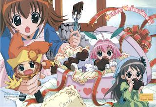 Chicchana Yukitsukai Sugar – Todos os Episodios