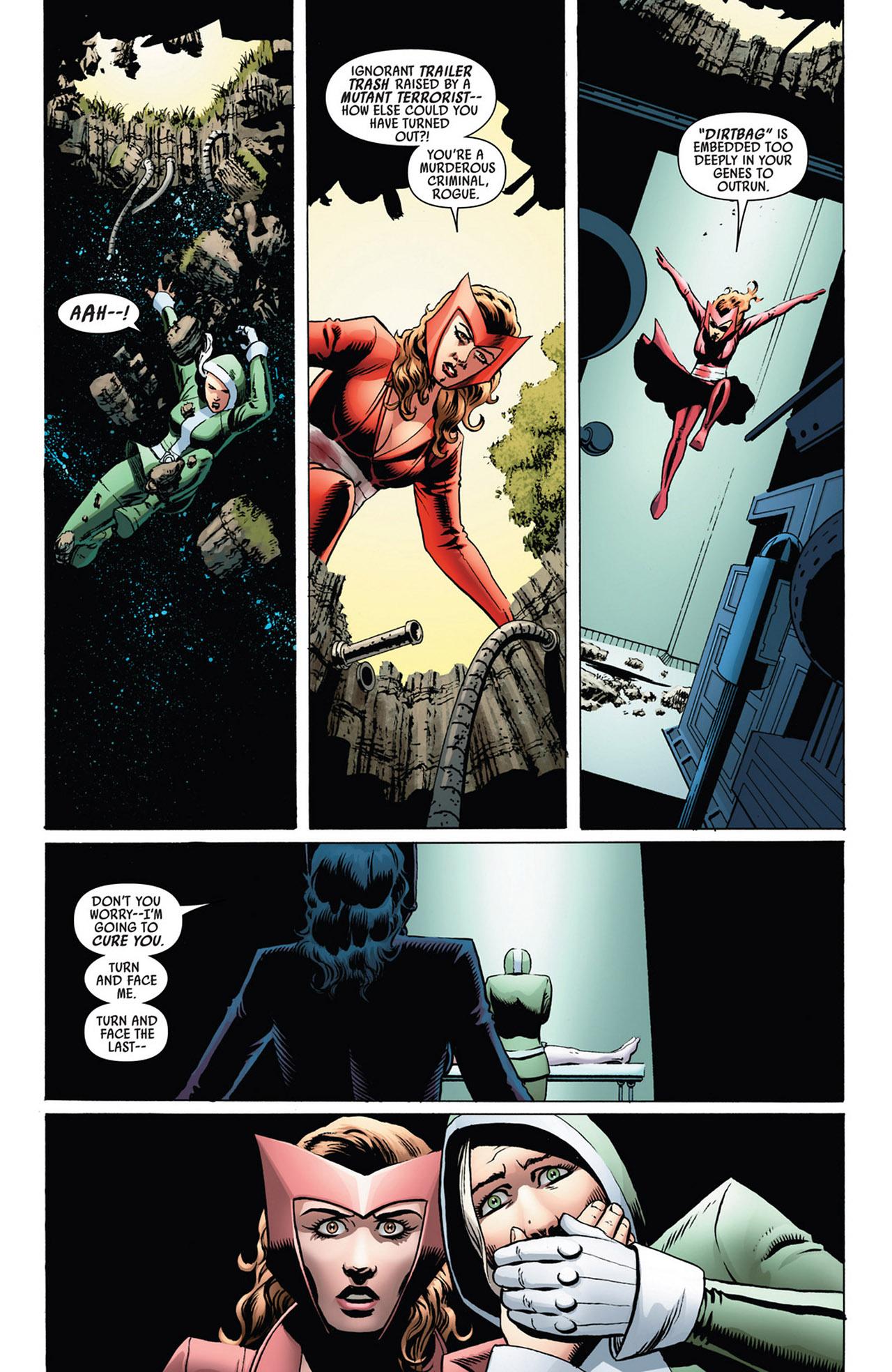 Read online Uncanny Avengers (2012) comic -  Issue #2 - 18