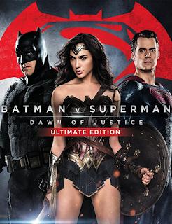 Batman v Superman: Dawn of Justice ULTIMATE EDITION [2016] [DVD9]