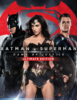 Batman v Superman: Dawn of Justice ULTIMATE EDITION [Spanish]
