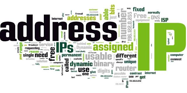 Definisi dan Penjelasan IP Public, IP Private, IP Dinamis, IP Statis, dan Range IP