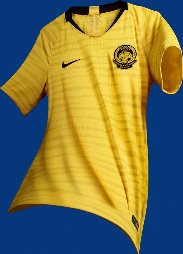 Nike divulga as novas camisas da Malásia - Show de Camisas 1cca647c9db5a