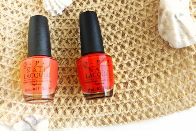 2 great nail colors for summer | arelaxedgal.com