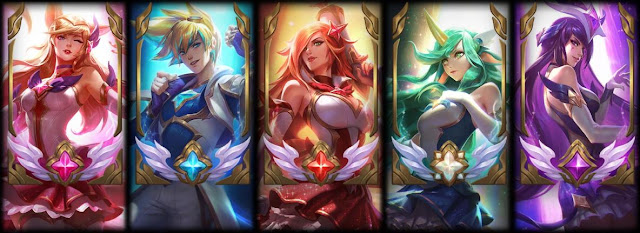 League Of Legends Neue Rahmen