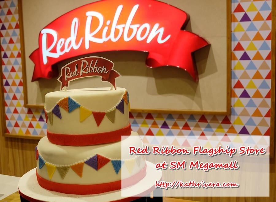Red Ribbon Flagship Store At Sm Megamall Dear Kitty Kittie Kath