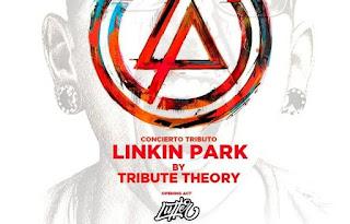 POS Concierto tributo LINKIN PARK en Bogotá