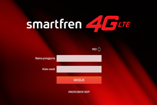 Cara Ganti Password Wifi Andromax Smartfren 4G LTE