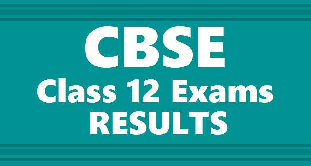CBSE Class 12 results, CBSE Class XII results, CBSE Class 12 results.nic.in, CBSE Class XII cbseresults.nic.in, cbse.nic.in Class 12 results