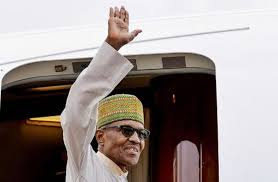 President Mohammadu Buhari Is Off To London For A Vacation