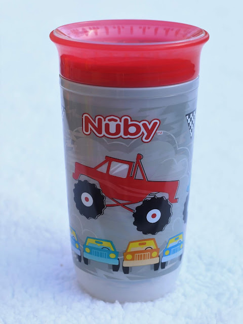 Nuby 360 Insulated Light-up Wonder Cup