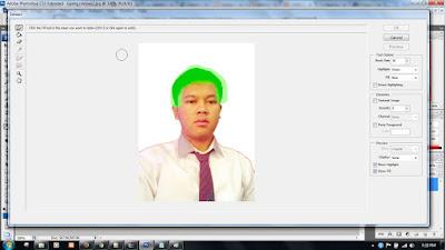 Cara Seleksi Rambut Menggunakan Photoshop