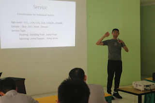 FIVB tổ chức khóa học HLV cấp 2 ở Indonesia