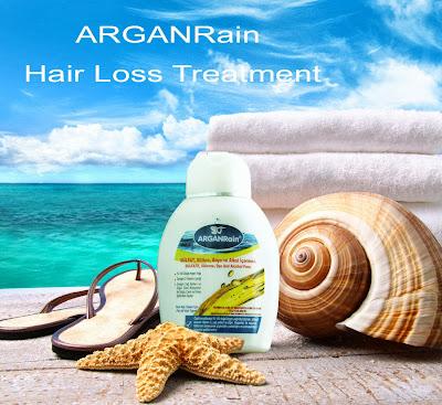 Argan Rain Anti Hair Loss Shampoo