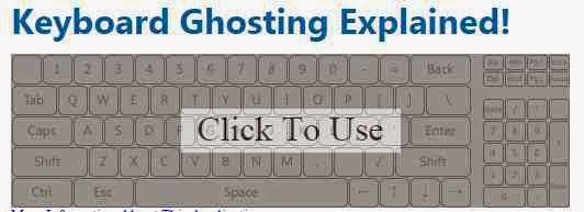 كيف تجرب جميع ازرار لوحة المفاتيح وتتاكد من عملها