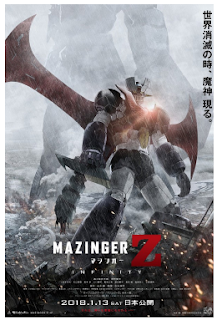 Download Film Mazinger Z: Infinity (2018) HDTS Full Movie