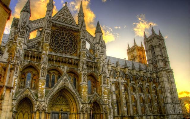 Abadia Westminster em Londres