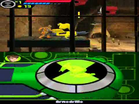 Download ben ten ultimate alien cosmic destruction ds rom