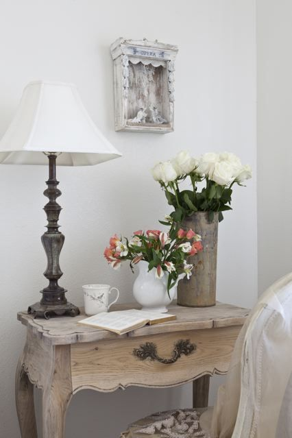 Rincones detalles gui os decorativos con toques romanticos for Ofertas decoracion casa