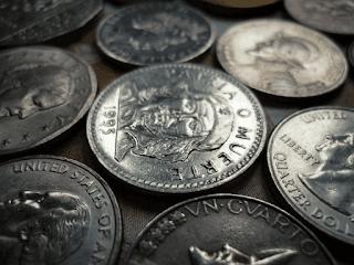 Valor de una coleccion de monedas