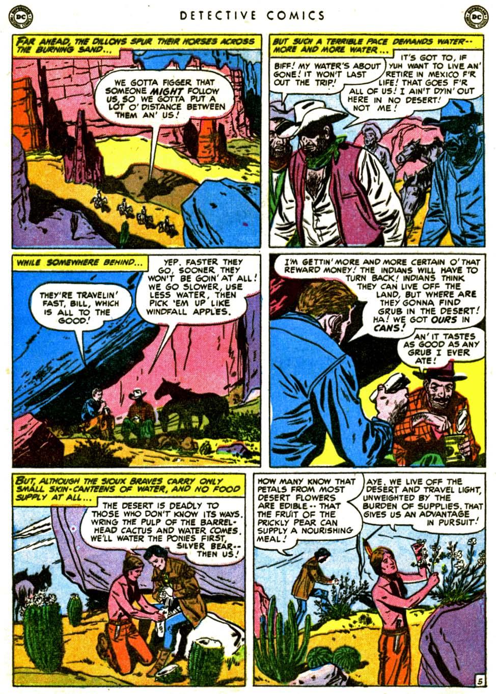 Read online Detective Comics (1937) comic -  Issue #162 - 43