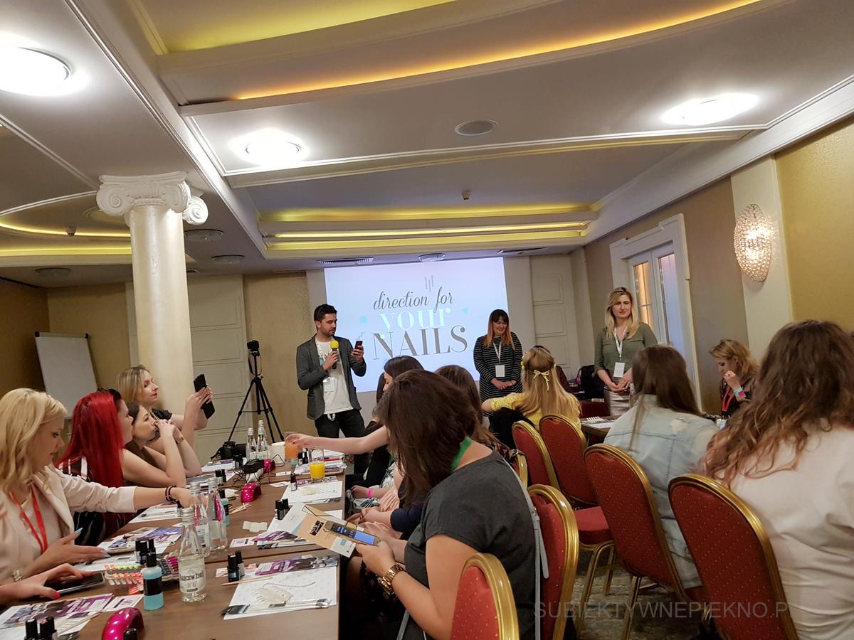 Relacja IV edycja konferencji Meet Beauty - warsztaty paznokciowe Neess