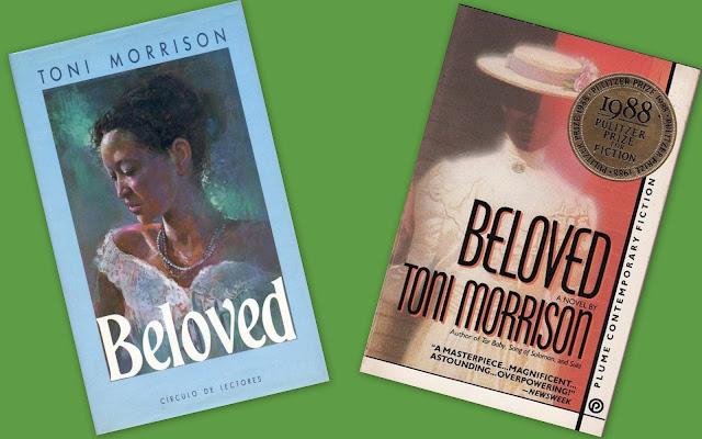 """Download Tony Morrison's Pulitzer Prize Winning Novel """"Beloved"""""""