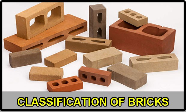 classification of bricks Classification of bricks the bricks used in construction are classified as: (i) first class bricks (ii) second class bricks (iii) third class.