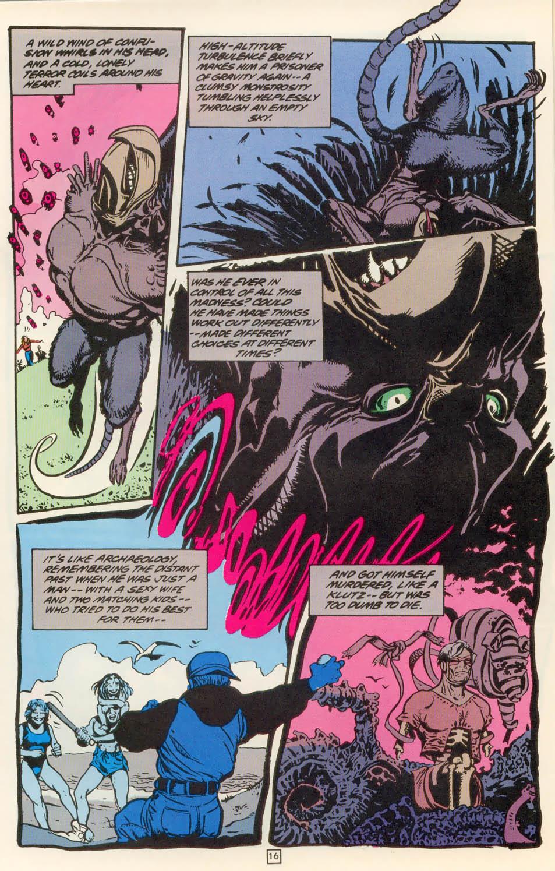 Read online Animal Man (1988) comic -  Issue #78 - 17