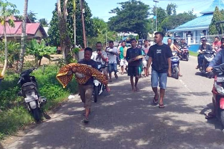 Viral Seorang Kakek Warga Gorontalo Akibat Beda Pilihan Pilkades Makam Keluarga di Bongkar