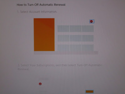Nintendo Switch Online eShop how to turn off automatic renewal subscription