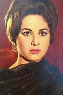 فاتن حمامة (Faten Hamama)، ممثلة مصرية