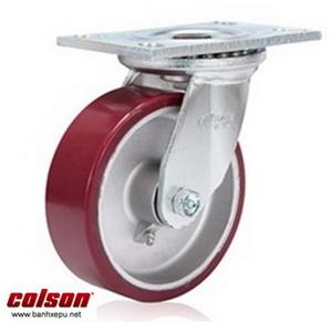 Bánh xe xoay công nghiệp PU Colson chịu lực 540kg 6 inch | 6-6209-939 banhxepu.net