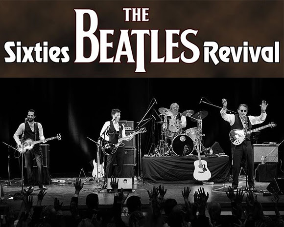 Les Sixties Beatles Revival en concert au Réservoir de Paris
