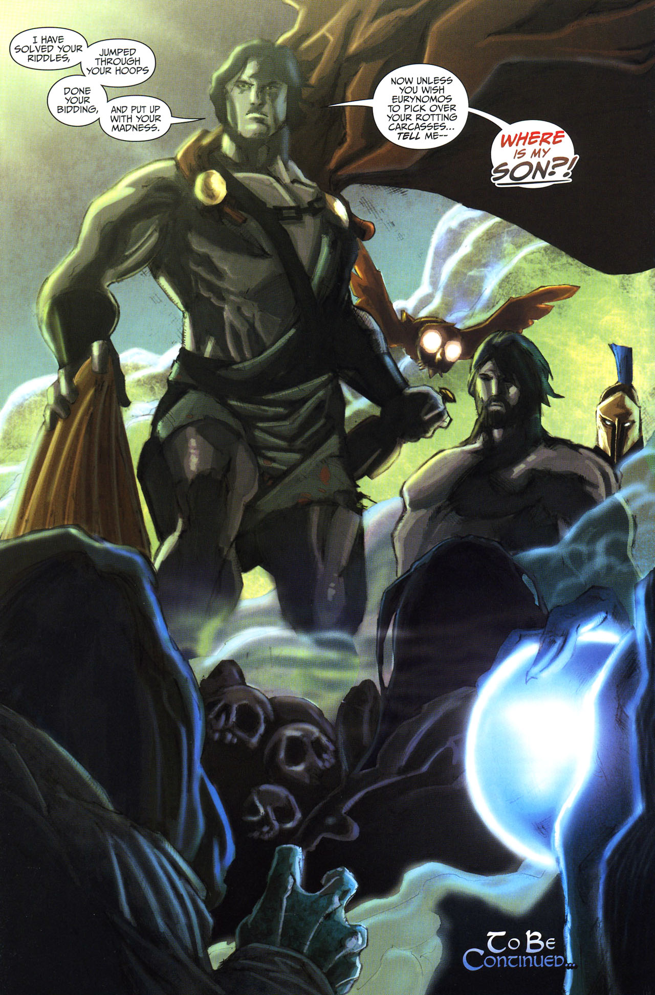 Read online Wrath of the Titans comic -  Issue #2 - 27