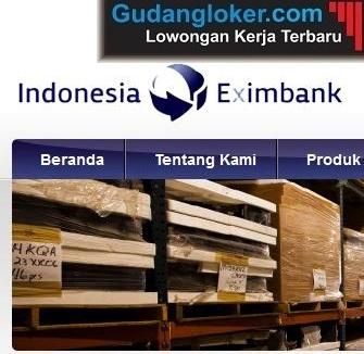 Lowongan Kerja BUMN Indonesia EximBank