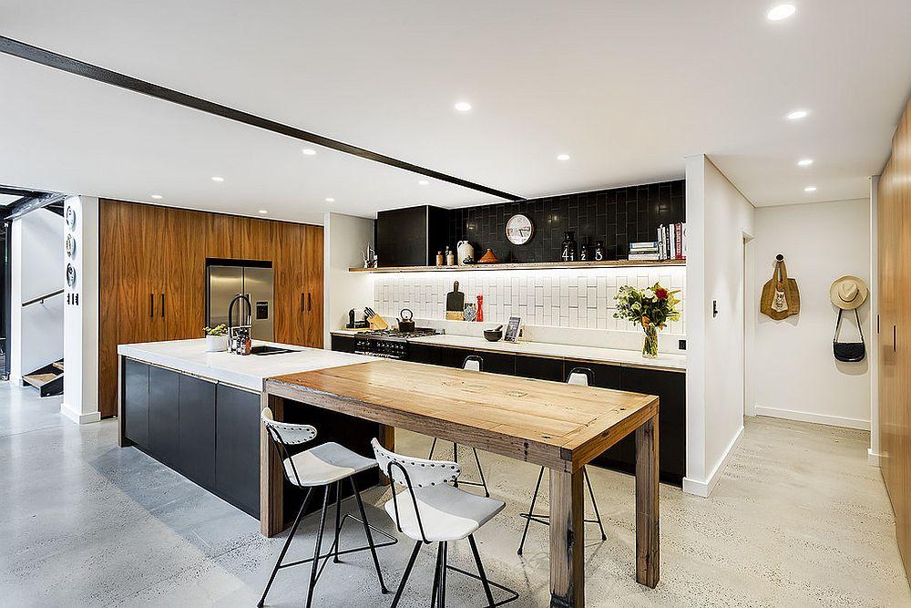 küche mit betonboden ein nachhaltiger und langlebiger