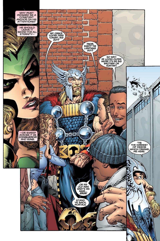 Thor (1998) Issue #49 #50 - English 4