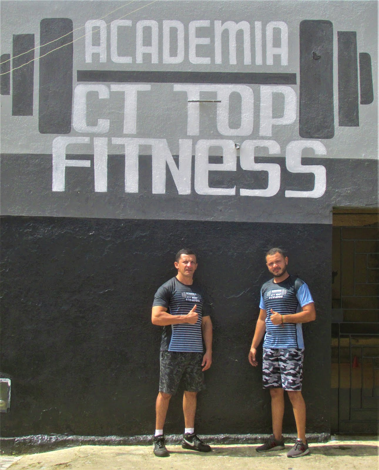 Academia CT Top Fitness