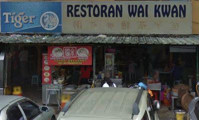 restoran wai kwan usj