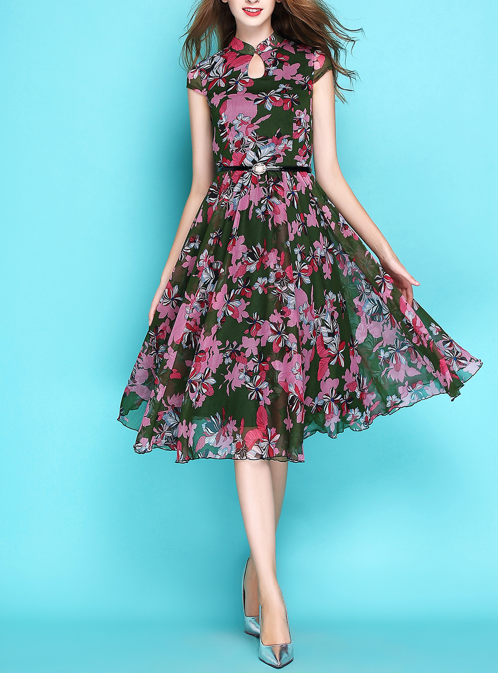 Floral dress online shopping malaysia
