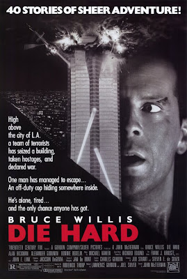 Image result for die hard movie ad